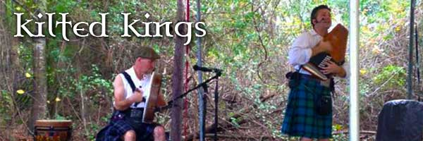 Kilted Kings - Heroic, Kilt-Loving, Celtic World Music